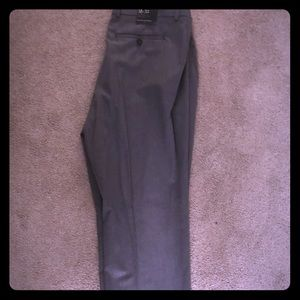Banana Republic Gray Dress Pants - Size 38/32